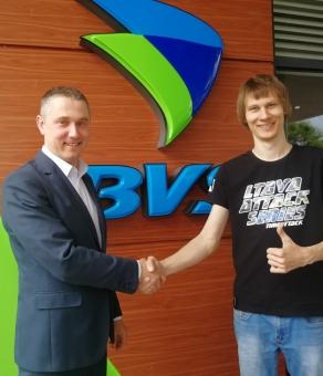 BVS - головний партнер кільцевих автоперегонів - 2019!