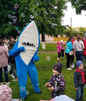 День захисту дітей у м. Шостка