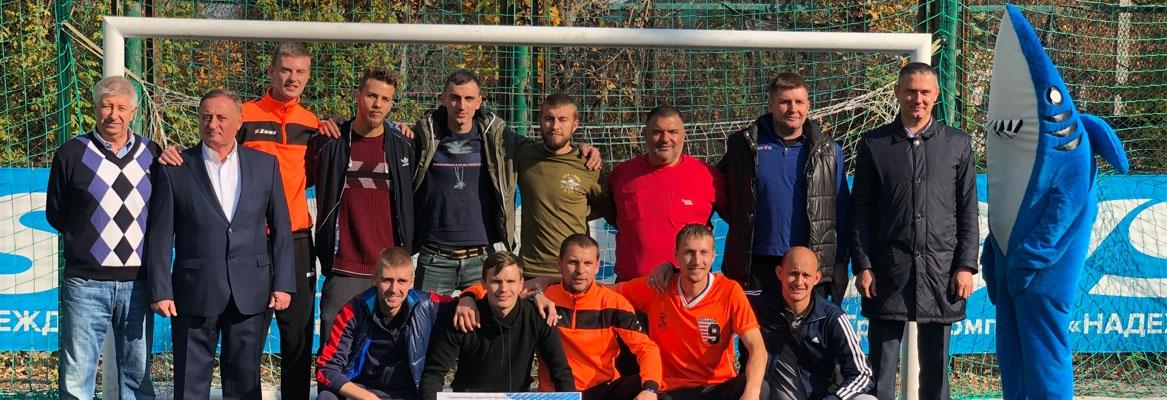 ЗАВЕРШИВСЯ ТУРНІР З МІНІ-ФУТБОЛУ «BVS CUP-2019»!