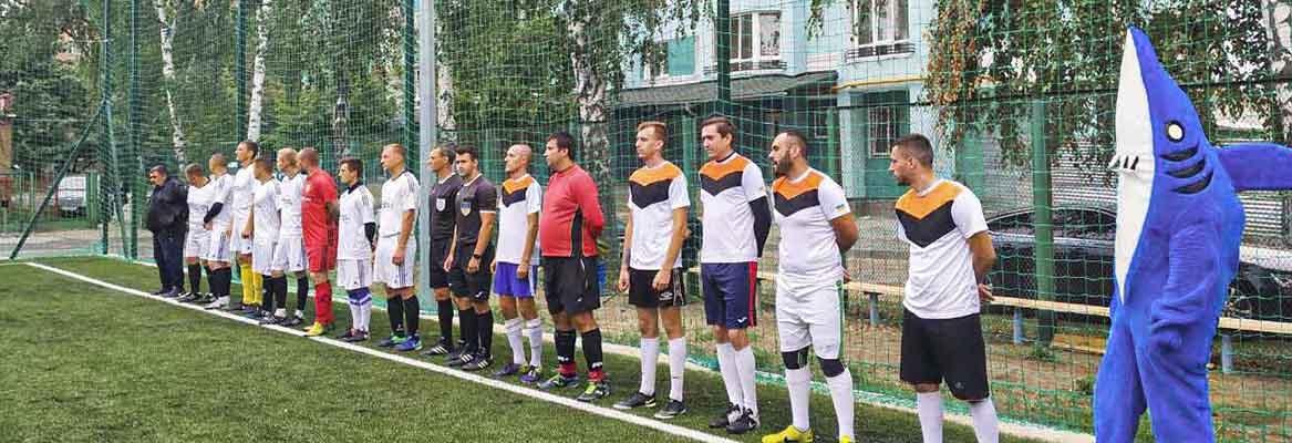 BVS – генеральний спонсор турніру з міні-футболу!