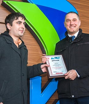 Кременчугскую заправку BVS признали «Лучшей АЗС месяца»